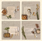 Recipe Placemats